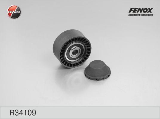 Ролик натяжителя FENOX R34109 Peugeot-206/XSARA 1.6 00-