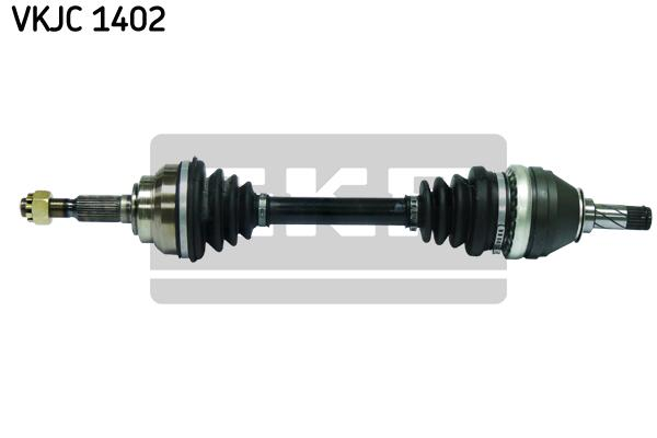 Приводной вал L OP Ast H, Zaf 1.8, 1.7CDTi 04-