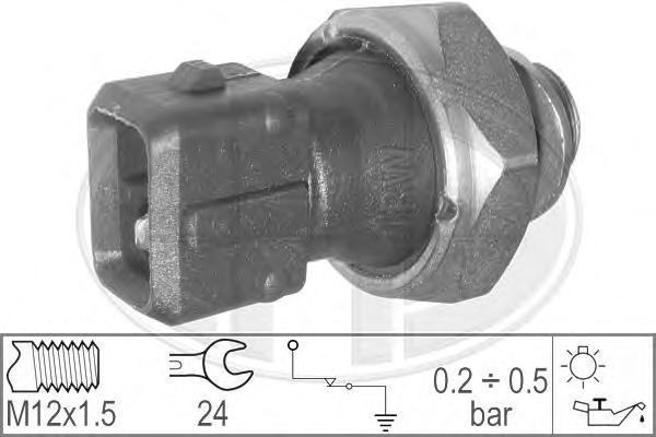 Датчик давления масла 330356