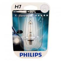 Лампа H7 (55W) PX26d X-treme Vision +130% 12V 12972XV+ B1 37168030