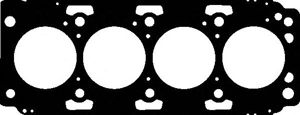 Прокладка ГБЦ Hyundai 2.2D 06-