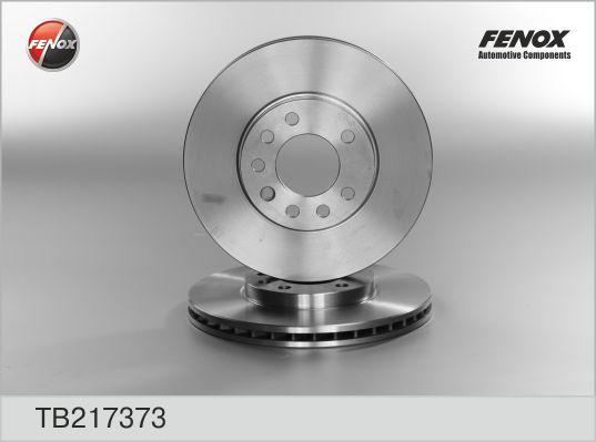 Диск тормозной FENOX TB217373 OPEL Astra H 280*25 5отв