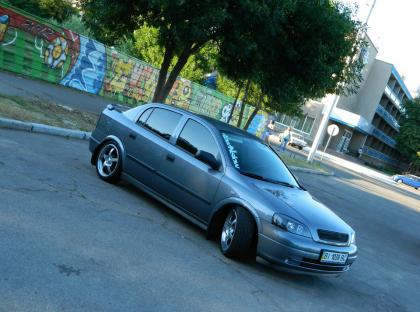 Eibach Opel Astra G