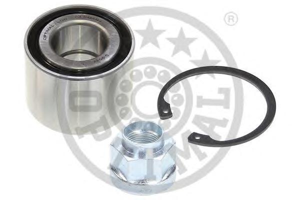 Подшипник ступицы задний CHEVROLET AVEO (T250), SPARK 972272