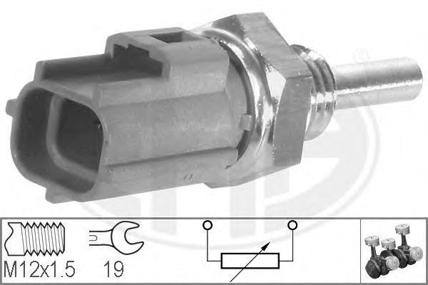 Датчик температуры жидкости TOYOTA Camry(V30) 330130