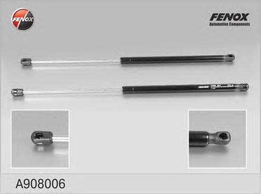Амортизатор багажника FENOX A908006 Skoda Octavia II 04-