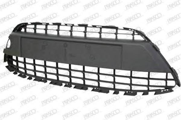 Решетка радиатора, накладка нижняя (серия 10/30/72) / FORD Fiesta 08~