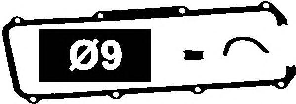 Прокладка клапанной крышки AUDI/VW 1.6/1.8/2.0 73-92 к-кт