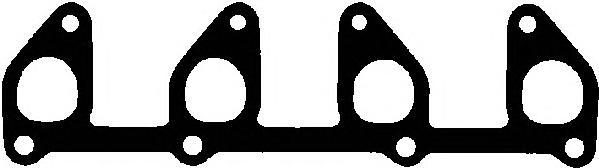 Прокладка выпуск.коллектора DAEWOO/OPEL 1.2-1.6 OHC 81-01