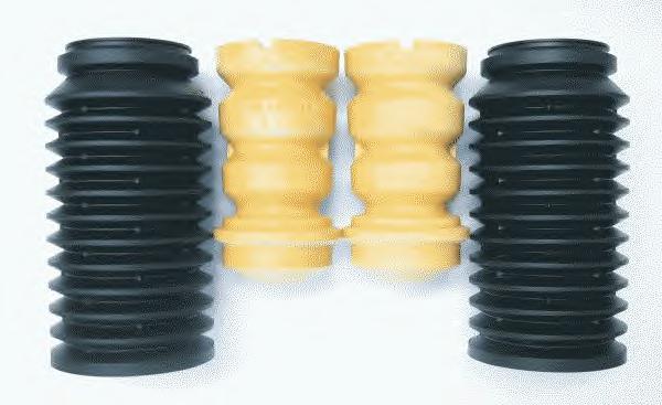 Защитный комплект амортизатора AUDI: 50 74-78 , A4 95-00 \ VW: CORRADO 87-95 , DERBY 77-81 , DERBY 81-84 , PASSAT 88-96 , PASSAT Variant 88-97 , POLO 75-81 , POLO 81-94 , POLO