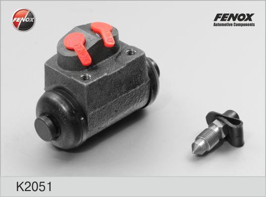 Цилиндр колесный FORD Escort 90-00, Sierra 87-93, LANDROVER Freelander 98- K2051