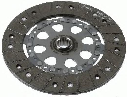 Диск сцепления SACHS 1864001612 Opel Astra/Signum/Vec