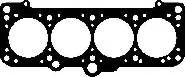 Прокладка ГБЦ VAG 1.6L,1.8L 4cyl. 81.0mm 83-