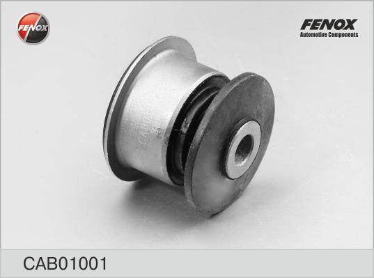 С/блок FENOX CAB01001 VW Touareg пер.верхн.рычага