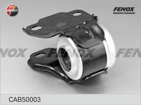 С/блок FENOX CAB50003 Ford Mondeo IV 07-, Galaxy 06-, S-Max 06-; Volvo S60 II 10-, S80 II 06-, V60 10-, V70 III 07- рычага задний с кронштейном правый