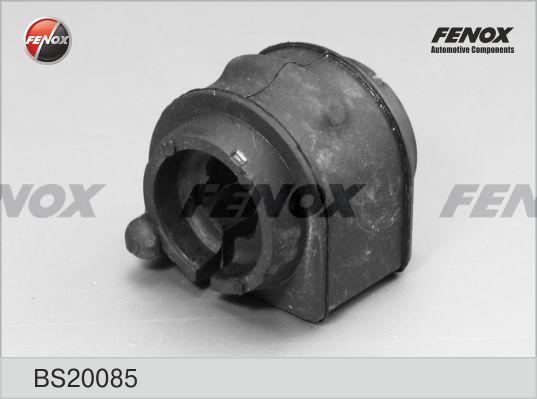Втулка стабилизатора Mazda 3 1,6-2,0 03-08, Ford Focus II/III задняя, d16 BS20085