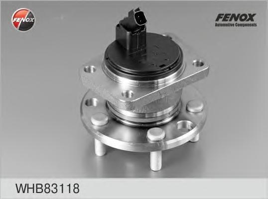 Ступица задняя Ford Mondeo III 00-07 WHB83118