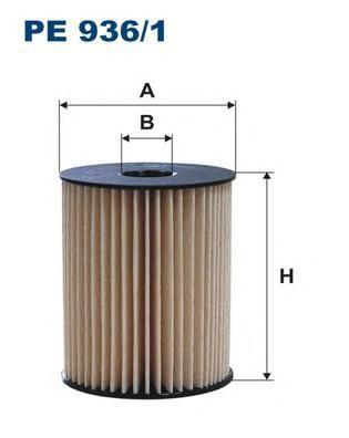 Фильтр топливный PE936/1