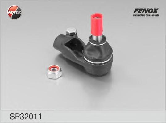 Наконечник рулевой FENOX SP32011 Opel Astra F 91-04, Vectra A 88-95; SAAB 9-3 98-02, 900 93-98 R