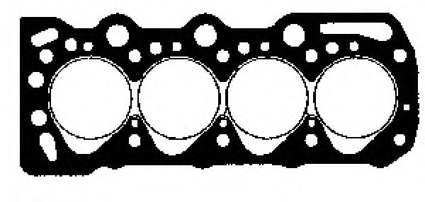 Прокладка ГБЦ Opel Vectra 1.7TD 4EE1T 91>