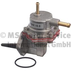 Насос топливный механический AUDI: 80 1.6 GT 72-78, GOLF 1.5 74-85, JETTA 1.5/1.6 GLI 78-84, PASSAT 1.3/1.5/1.6 73-80, PASSAT 1.6/1.8 80-88, PASSAT 1.6/1.8 8