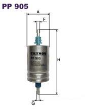 Фильтр топливный PP905