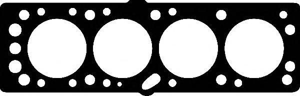 414669P Прокладка ГБЦ (металлическая)