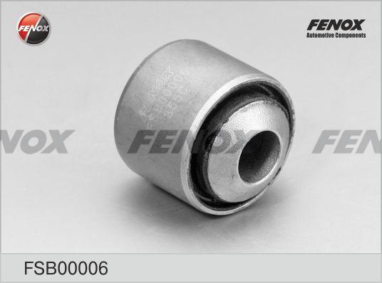 С/блок FENOX FSB00006 VW Touareg задн.верх.рычага