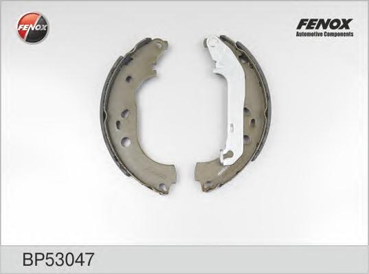 Колодки барабанные Ford Focus II 04- [228*42] BP53047