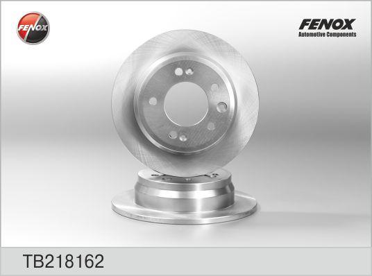 Диск тормозной задний KIA Cee'd 06- , Pro Cee'd 08- TB218162