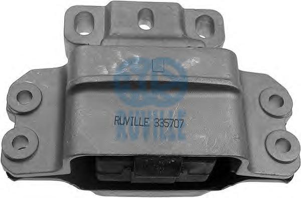 Опора КПП задн лев AUDI: A3 2.0FSI 03-, SEAT: ALTEA/TOLEDO III 1.9TDI/2.0FSI 04-, VW: CADDY III 1.9TDI/2.0SDI 04-, GOLF V 1.9TDI/2.0SDI/2.0FSI 03-