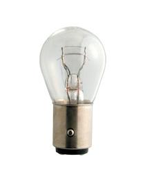 Лампа 12В 21/4Вт 2х-контактная металлический цоколь Narva