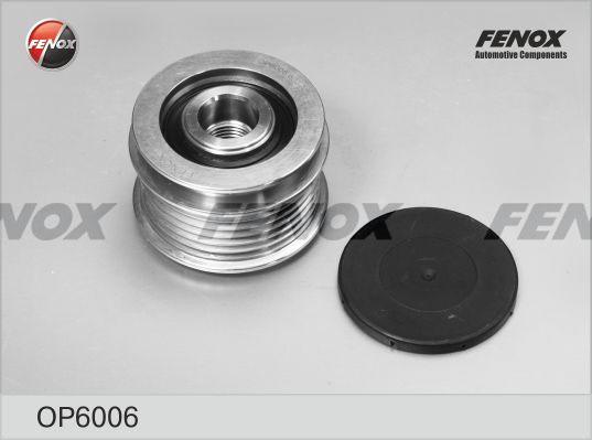 Шкив генератора FENOX OP6006