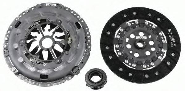 Сцепление LUK 623308200 VW T5 1.9TDi 03>