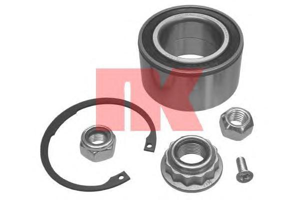 Подшипник ступицы переднего колеса / SEAT Toledo,VW Corrado,Golf-III, Vento, Passat-III/IV 2.0 - 2.8 VR6 88~