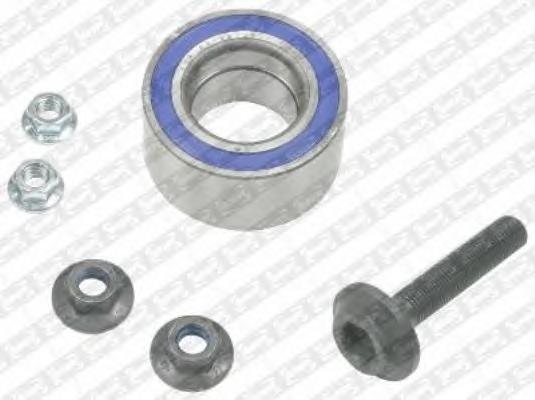Подшипник ступичный передн AUDI: A4 95-00, A6 97-05, SKODA: SUPERB 02-, VW: PASSAT 96-00, PASSAT 00-05