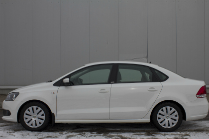 пружины эйбах на volkswagen polo sedan
