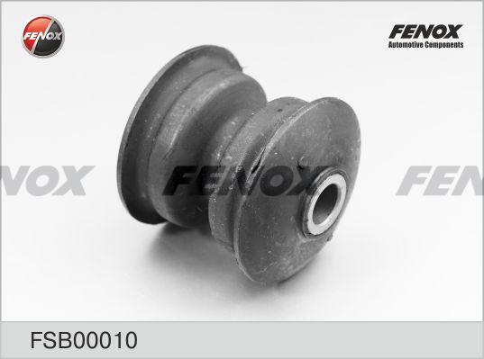 Сайлентблок серьги задн рессоры Ford Transit 06- FSB00010