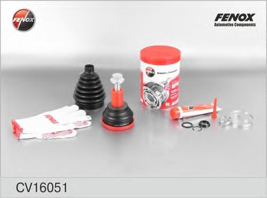 ШРУС VW Golf V 03-, Jetta III 05-, Passat 05-, Caddy III 04- CV16051