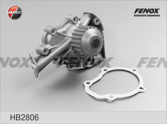 Помпа FENOX HB2806 Daewoo Matiz 0.8i 97-
