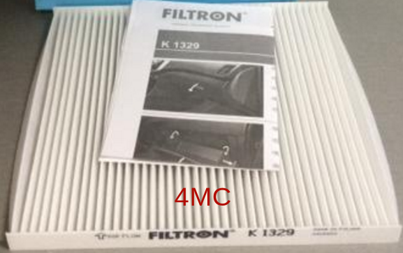 Фильтр салонный K1329