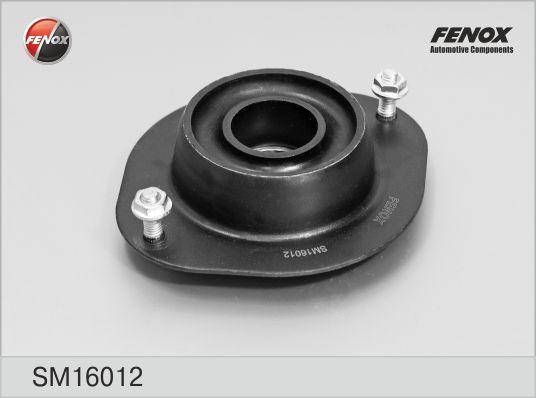 Опора амортизатора FENOX SM16012 DAEWOO Nexia/OPEL Kadett-E пер.