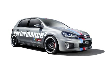 Eibach VW Golf VI GTI Project Car