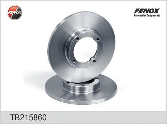 Диск тормозной передний Daewoo Matiz 0,8/1,0 98- TB215860