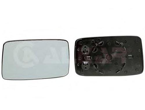 Стекло зеркала лев с подогр, асферич VW: GOLF III, VENTO(1991-97) / SEAT: IBIZA II , CORDOBA I (1993-99)
