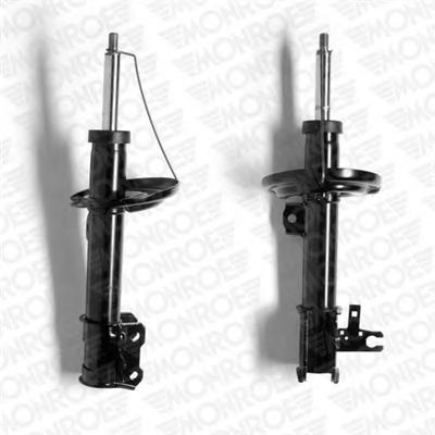 Амортизатор подвески передн OPEL: ASTRA H 04-, ASTRA H GTC 05-, ASTRA H седан 07-, ASTRA H универсал 04-\ VAUXHALL: ASTRA Mk V Sport Hatc