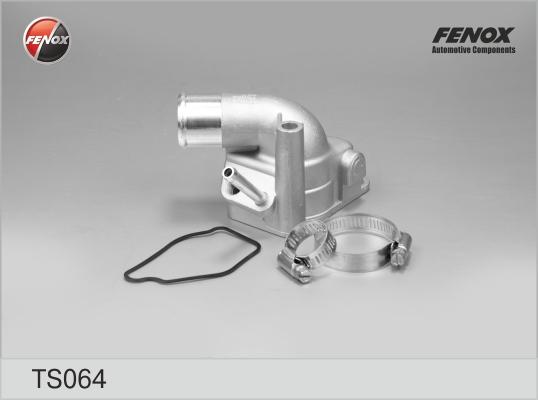 Термостат FENOX TS064 Opel Vectra/Astra/Zafira 1.8i 00-03