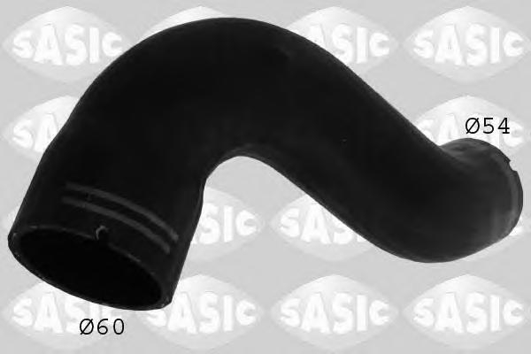 Патрубок интеркулера FIAT DUCATO (250) 2,2D 3330004