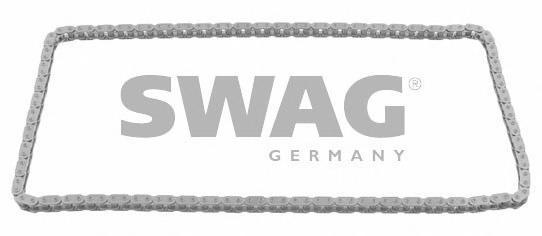 Цепь ГРМ SWAG 99110405 Skoda Fabia/Roomster/VW Polo 1.2i 12V 02-