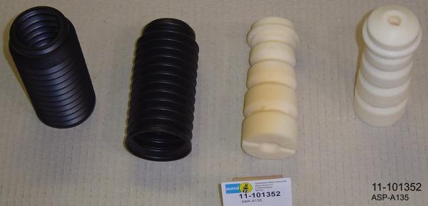 Пыльник с отбойником 2шт /ASP-A135/